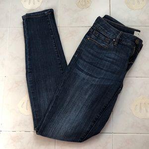 PacSun Mid Rise Skinnest Jeans